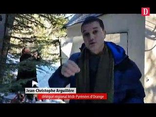 Orange : dans les traces des techniciens de l'unité d'intervention en Ariège