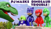 PJ Masks Dinosaur Rescue with Thomas and Friends and the Funny Funlings Superhero Funling - A Fun Family Friendly Full Episode English Story for Kids