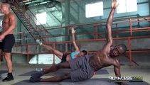 Steve Uria : Weider Ruthless Workout Program - 04 Wicked Lower Body