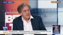"""Finkielkraut: """"Ce ne sont pas les politiques de LaREM qui sont arrogants aujourd'hui, ce sont les représentants des gilets jaunes"""""""