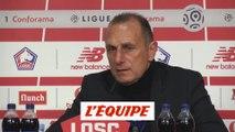 Der Zakarian «Très content de ce que les joueurs ont produit» - Foot - L1 - Montpellier