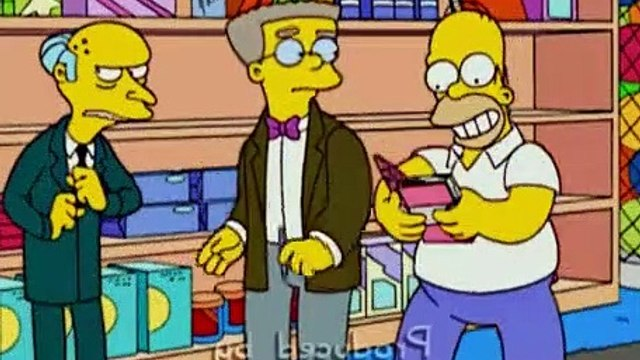 The Simpsons S14E08 - The Dad Who Knew Too Little