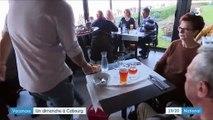 Vacances : un dimanche ensoleillé à Cabourg
