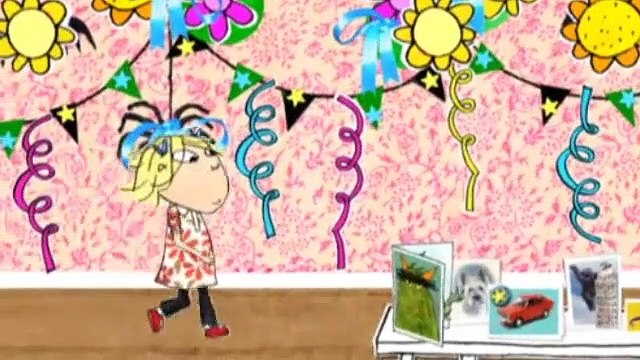 Charlie and Lola  S2E04 This Is Actually My Party