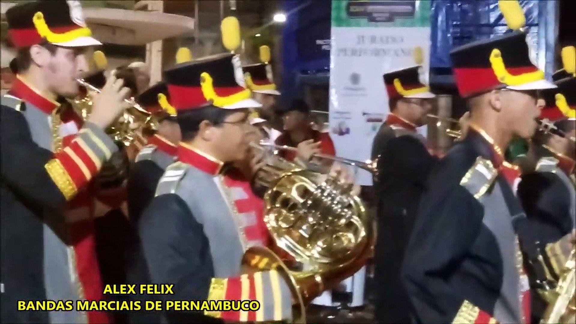 CNBF - 2018 _ Banda Musical EREM Sizenando Silveira  - CAMPEONATO NACIONAL DE BANDAS E FANFARRAS
