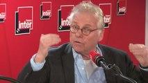 """Daniel Cohn-Bendit : """"J'en ai rien à cirer de ce que pense Alain Finkielkraut, ce qui s'est passé on ne veut pas le voir"""" #le79inter"""