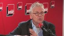 """Daniel Cohn-Bendit : """"Un axe politique, j'en sais rien, mais il y a un axe de bêtise rouge-brune"""" #le79inter"""