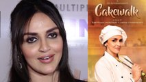 Esha Deol talks about her upcoming short film Cakewalk; Watch video | FilmiBeat