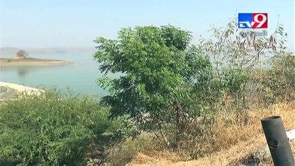 Ukai dam is dry much ahead of summer, Tapi - Tv9