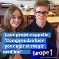 """Les élèves de ce collège de Dijon ont reçu le prix """"Ilan Halimi"""" de lutte contre l'antisémitisme"""