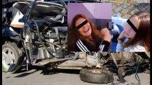 Alix et June perdent la vie dans un accident entre une voiture sans permis et un SUV à Rhode-Saint-Genèse