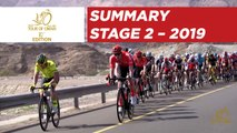 Stage 2 - Summary - Tour of Oman 2019