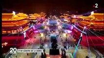 Les lanternes rouges du Nouvel An chinois