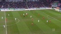 22e j.- Mené deux fois au score, le Bayern finit par l'emporter à Augsbourg