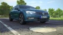 Volkswagen Passat IQ. Drive DCC