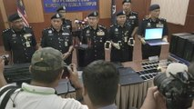 34 China nationals involved in online gambling detained