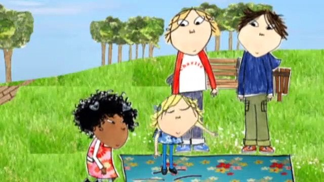 Charlie and Lola  S2E11 Charlie Is Broken