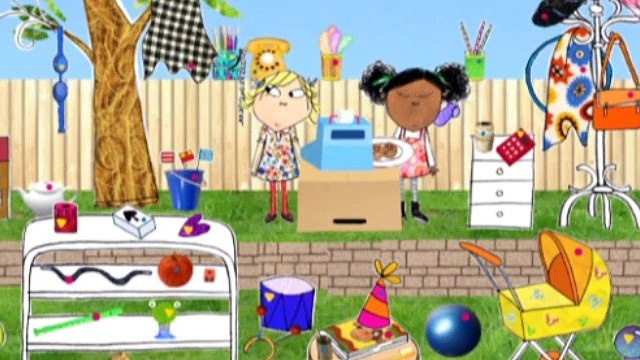 Charlie and Lola  S3E07 Our Shop Sells Everything