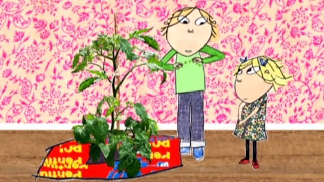 Charlie and Lola  S2E10 I Really Wonder What Plant Im Growing