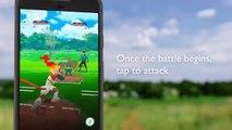 Batallas de entrenadores Pokémon GO