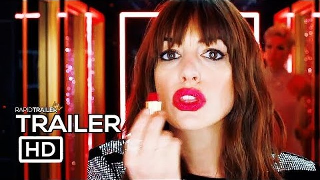 THE HUSTLE Official Trailer (2019) Anne Hathaway, Rebel Wilson Movie HD