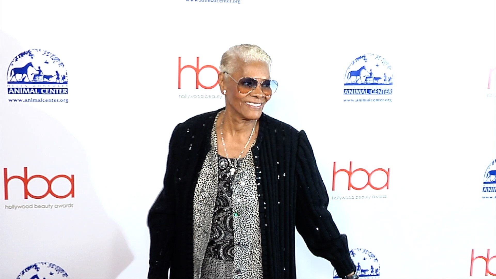 Dionne Warwick 2019 'Hollywood Beauty Awards' Red Carpet