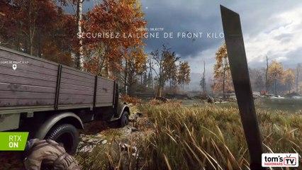 Séquence de Benchmark Battlefield V