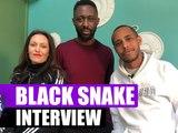 Interview Mrik x Thomas Ngijol & Karole Rocher #BlackSnake