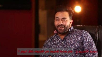 Kader Japonais - ITV Arab Wood لقاء خاص ببرنامج عرب وود مع كادير جابوني