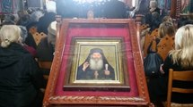 Εκδήλωση στην Ευαγγελίστρια Χαλκίδας αφιερωμένη στον Άγιο Ιάκωβο