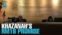 EVENING 5: Khazanah expects to deliver RM1b in dividends