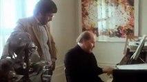 Steven Spielberg and John Williams composing the score for E.T.
