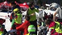 Reportage - A la découverte... du ski de bosses