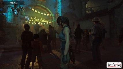 Séquence de Benchmark Shadow of the Tomb Raider
