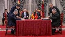 مكافحة الجريمة والطاقة والتجارة أبرز الاتفاقات الموقعة بين المغرب وإسبانيا