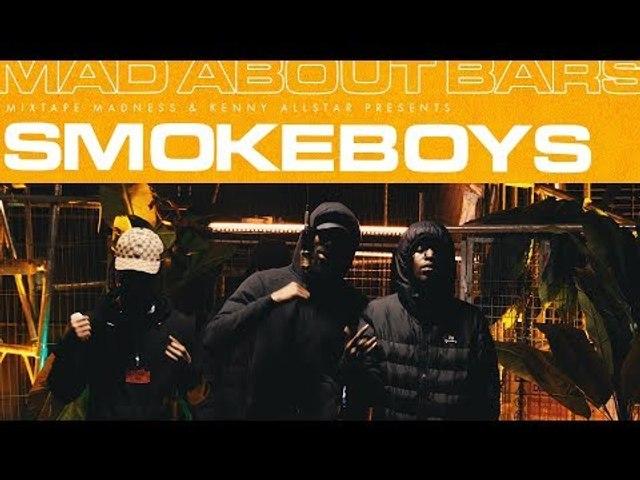 Smoke Boys - Mad About Bars w/ Kenny Allstar [S4.E1]   @MixtapeMadness