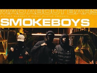 Smoke Boys - Mad About Bars w/ Kenny Allstar [S4.E1] | @MixtapeMadness