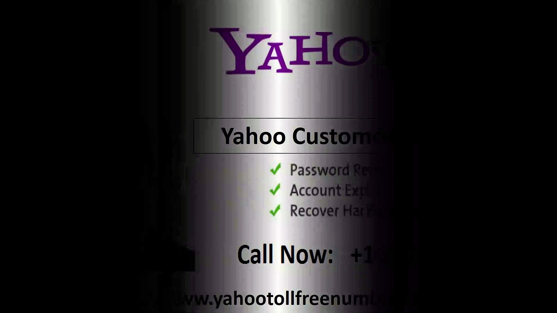 Yahoo Support Number and Yahoo Phone Number