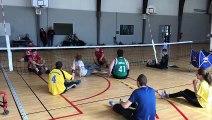 Challenge volley assis de dimanche 17 février (video 2)