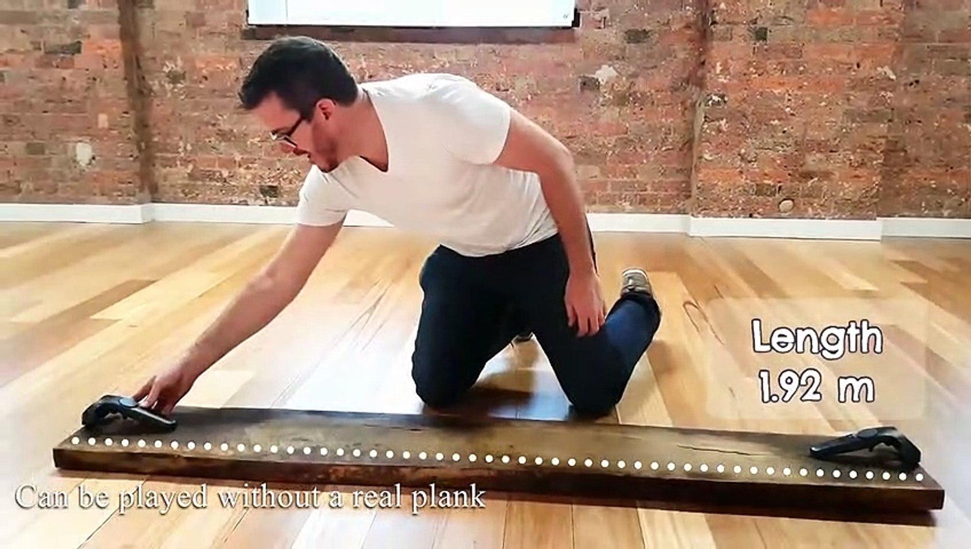 Richie's Plank Experience - Tráiler