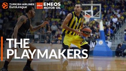 Playmakers: Kostas Sloukas, Fenerbahce Beko Istanbul