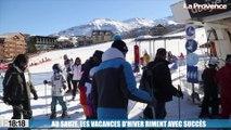 Le 18:18 - Vacances de février : carton plein pour les stations des Alpes du Sud