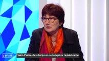 L'invité de la rédaction - 18/02/2019 - Marie-France Beaufils, maire (pcf) de Saint-Pierre-des-Corps