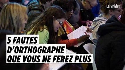 Orthographe, grammaire… pourquoi tant de fautes de français ...