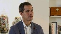 "Guaidó a Euronews: ""Non ci sarà nessuna guerra civile in Venezuela"""