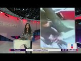 Exhiben a ciclista que muestra sus genitales a una mujer en la CDMX | Noticias con Yuriria Sierra