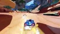 Team Sonic Racing - Primer gameplay