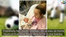 Cette ado tombe dans le coma et donne inconsciemment naissance à un bébé quatre jours plus tard