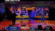 "17.03.09 - Amici  8 (Serale) - Valerio Scanu ""Sentimento"""