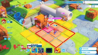 Mario Rabbids Kingdom Battle Mario
